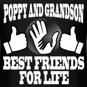 POPPY AND GRANDSON 2.png T-Shirts - Men's T-Shirt