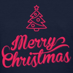 Merry, Merry Christmas T-Shirts - Women's T-Shirt