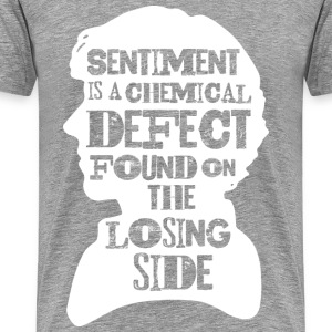 SherlockSentiment - Men's Premium T-Shirt