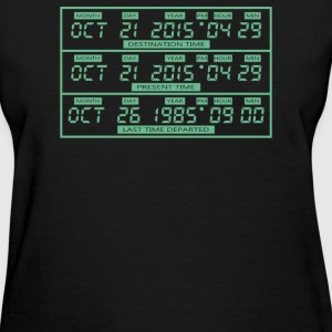 Time Travel Panel - Women's T-Shirt