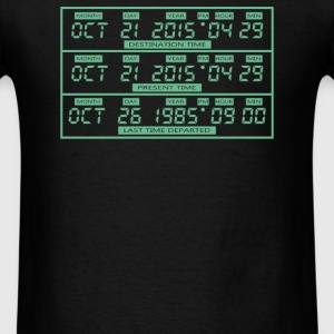 Time Travel Panel - Men's T-Shirt