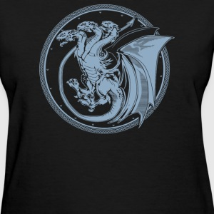 Triple Dragon - Women's T-Shirt