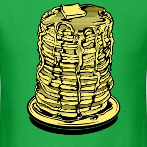Tower Of Pancakes - Men's T-Shirt