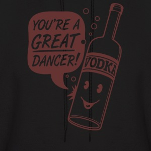 Vodka Dancer - Men's Hoodie