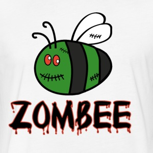 Zombee T-Shirts - Fitted Cotton/Poly T-Shirt by Next Level