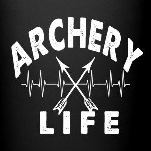 Archery Life Coffee Mugs - Full Color Mug