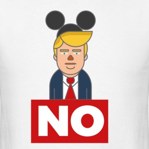 no trump T-Shirts - Men's T-Shirt
