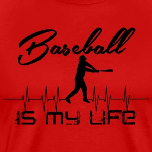 Baseball Shirt - Men's Premium T-Shirt