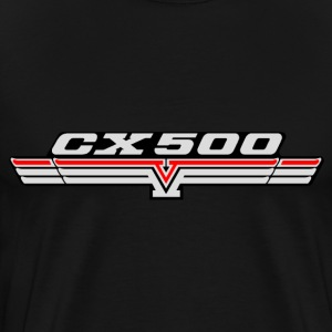 CX500 (gray) T-Shirts - Men's Premium T-Shirt