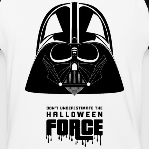 Darth Vader Halloween Star Wars Design  - Baseball T-Shirt