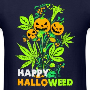 Happy Halloweed t-shirt - Men's T-Shirt