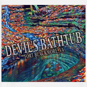 Devil's Bathtub - Men's Premium T-Shirt