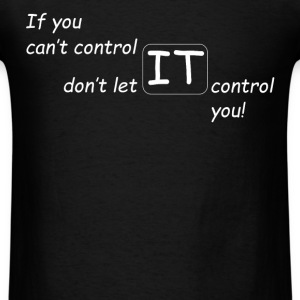 "The ""Control"" Design Collection - Men's T-Shirt"