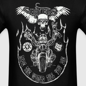 Chopper Man - Men's T-Shirt