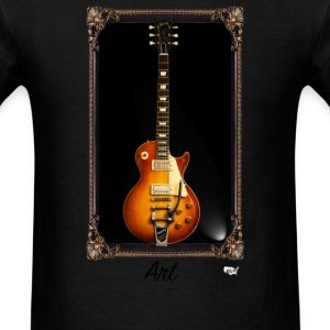 Guitars Are Art - LP - Men's T-Shirt