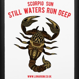 Scorpio Sun iPhone 6/6s Rubber Case - iPhone 6/6s Rubber Case