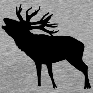 deer T-Shirts - Men's Premium T-Shirt