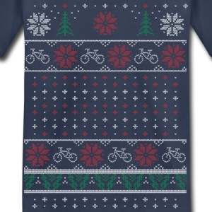 Ugly Xmas Cycling Baby & Toddler Shirts - Toddler Premium T-Shirt