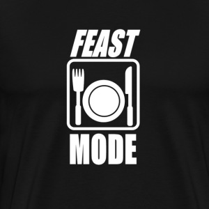 Feast Mode - Men's Premium T-Shirt