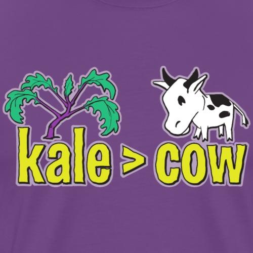 kale > cow
