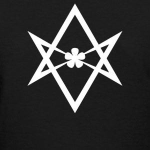 Aleister Crowley Unicursal Hexagram - Women's T-Shirt