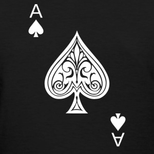 Ace of Spades - Women's T-Shirt