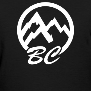 BC british columbia Canada - Women's T-Shirt