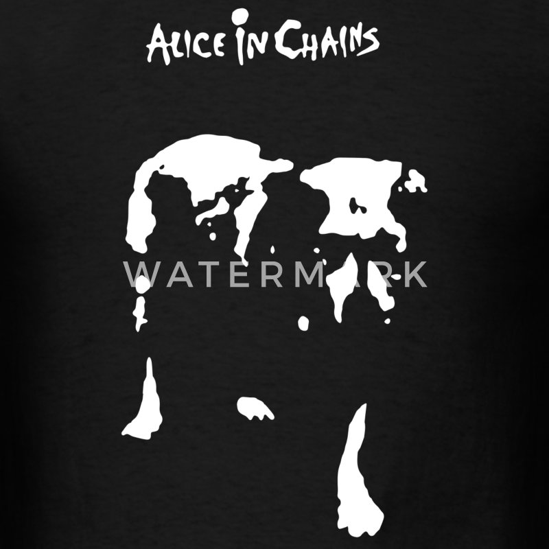 Alice in Chains - Men's T-Shirt