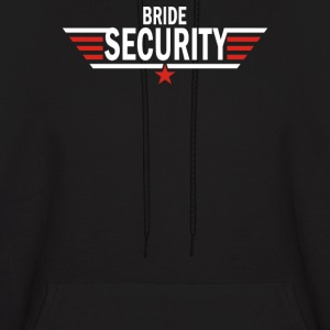 Bride Security - Men's Hoodie