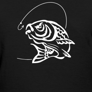 Carp Fishing - Women's T-Shirt