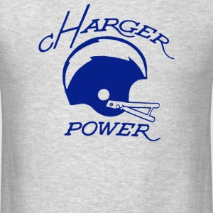 charger power - Men's T-Shirt