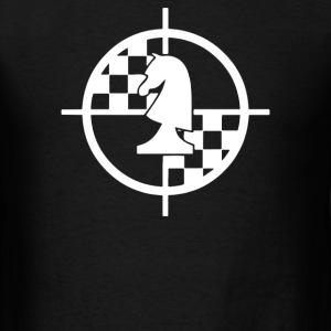 checkmate symbol - Men's T-Shirt