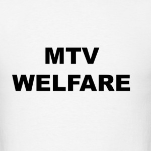 MTV Welfare - Men's T-Shirt