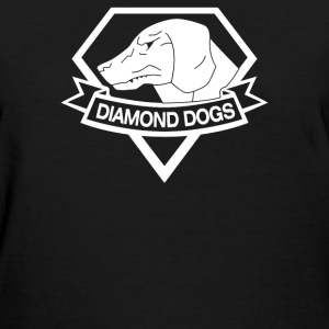 diamond dogs - Women's T-Shirt