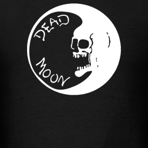dead moon - Men's T-Shirt