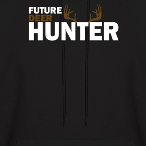 future deer hunter - Men's Hoodie