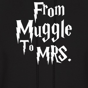 From Muggle To Mrs - Men's Hoodie