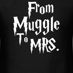 From Muggle To Mrs - Men's T-Shirt