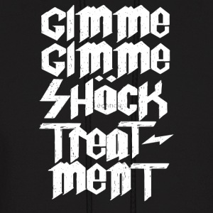 Gimme Shock Treatment - Men's Hoodie