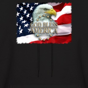 God Bless America - Men's Hoodie
