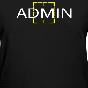 Harold Finch Admin - Women's T-Shirt