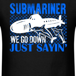 Submariner Shirt - Men's T-Shirt