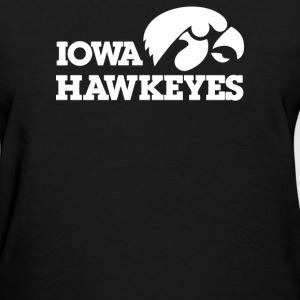iowa hawkeyes - Women's T-Shirt