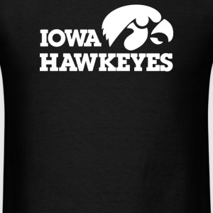 iowa hawkeyes - Men's T-Shirt