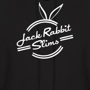 jack rabbit slims - Men's Hoodie