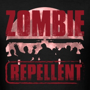 Zombie Repellent For The Coming Zombie Apocalypse T-Shirts - Men's T-Shirt