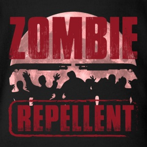 Zombie Repellent For The Coming Zombie Apocalypse Baby Bodysuits - Short Sleeve Baby Bodysuit