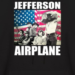 jefferson airplane - Men's Hoodie
