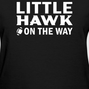 Little Hawk On The Way - Women's T-Shirt