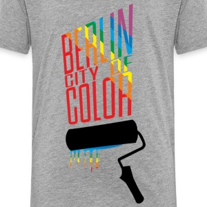 Berlin City of Color Baby & Toddler Shirts - Toddler Premium T-Shirt